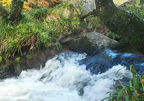 Photo Gallery Image - Moorland stream, Huccaby
