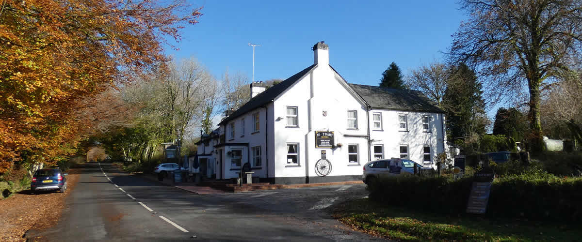 East Dart Hotel at Postbridge